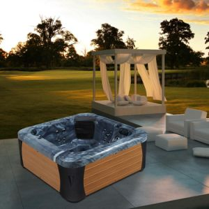 Monalisa New Product Color Leisure Outdoor SPA Hot Tub (M-3397) pictures & photos