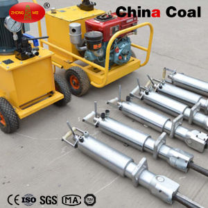 Factory Price Force Hydraulic Stone/Rock Splitter pictures & photos