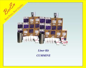 Liner Kit for Cummins Packing Excavator Engine (B3.3, 4BT, 6BT, K19, K38, M11, NT855, NH220) pictures & photos