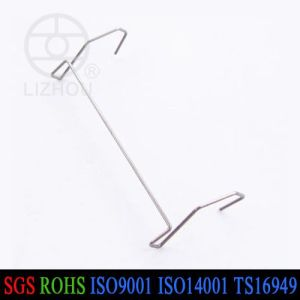 Custom High Quality Stainless Steel Clip Spring