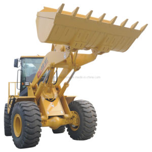 5ton Chenggong Wheel Loader with 3cbm Bucket Lowest Price pictures & photos