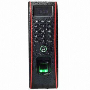 TF1700 Waterproof Outdoor Fingerprint Access Control with IP65 Rate and OLED Display