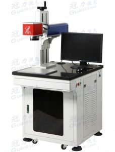 Fiber Laser Marking Machine (GL-FLM10)