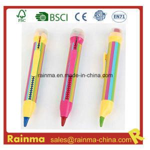 3 In1 Twistable Crayon for Schools Stationery pictures & photos