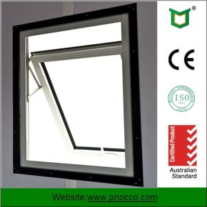 Thermal Break Aluminum Top Hung Window pictures & photos
