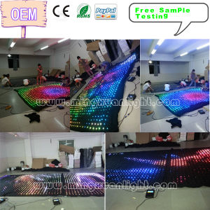 Custom Full Color RGB 3in1 LED Video Curtain Lights pictures & photos