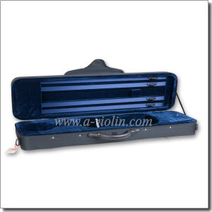 High Density Foam Oblong Violin Light Case (CSV129) pictures & photos