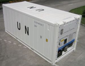 ISO 20ft Reefer Container Food Container pictures & photos