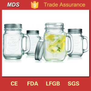 Price Sale Mason Jar Drink Cup Buy Online with Metal Lid pictures & photos