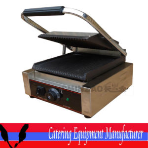 All Grooved Hotplate Sandwich Panini Grill (CHZ-810) pictures & photos