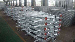 Hot DIP Galvanized Welding Cage Boat Trailer Frame Body pictures & photos