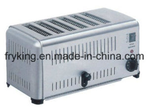 6-Slices Electric Bread Toaster for Bread Baking pictures & photos