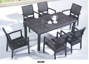 Wicker Sofa Furniture Set for Living Room Rattan Home Furniture pictures & photos