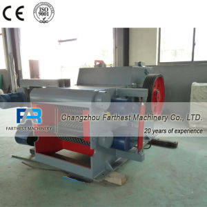 Factory Price Pine Wood Log Chipper Machine for Sale pictures & photos