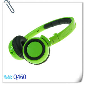 Q460 Quincy Jones Signature Mini on-Ear Headphones Green New