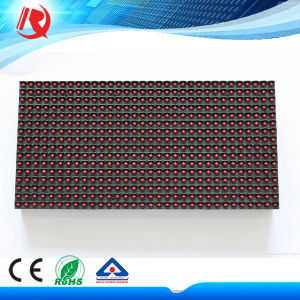 DIP Single Red LED Module Display P10 pictures & photos