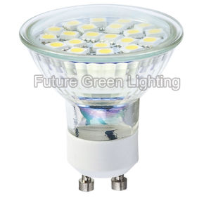 LED GU10 24SMD 5050 (GU10-S24) pictures & photos