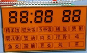 Tn Orange Polizer LCD Display/LCD Screen pictures & photos