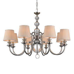 Crystal Chandelier Lighting Fixture with K9 Crystal (SL2010-8) pictures & photos