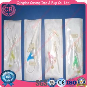 Disposable Safety IV Cannula IV Catheter pictures & photos