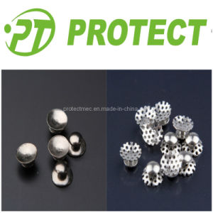 Dental Orthodontic Weldable Lingual Buttons, CE/ISO/FDA Approved