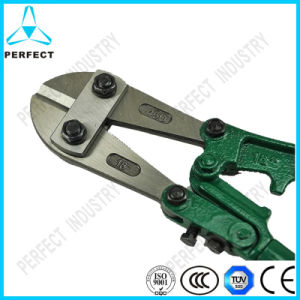 PVC Handle Carbon Steel Polished Adjustable Bolt Clippers pictures & photos