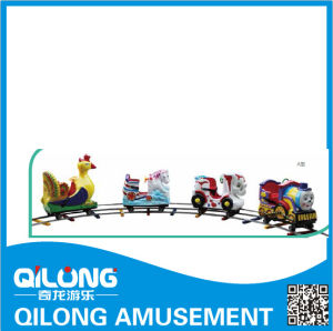 Newly Style Playground Train Equipment (QL-A) pictures & photos