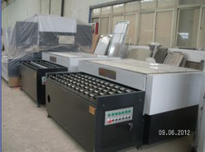 Horizontal Double Glazing Production Line/ Double Glazing Glass Production Line pictures & photos
