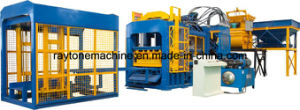 Qt4-15c Fully Automatic Hollow Block Making Machine pictures & photos