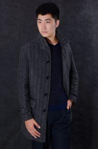 2016 Fashion Long Style Man Woolen Coat, Formal Business Man Wool Coat, Winter Coat