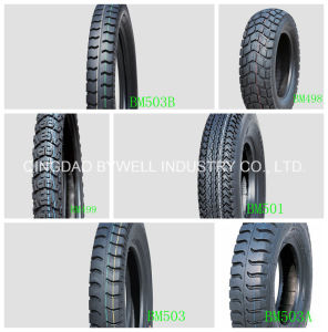 Tvs and Dunlop Designed Motorcycle Tires for Bywell Brand pictures & photos