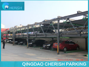 Triple Parking Stacker 3 Level Parking System/Eqiupment pictures & photos