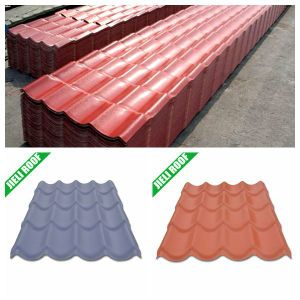 Asa PVC Roof Tile Europe Style pictures & photos