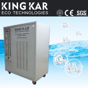 Oxygen Hydrogen Gas Generator for Cutting (Kingkar10000) pictures & photos