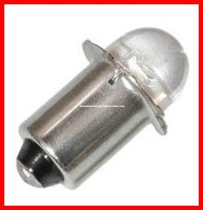 P13.5s Base LED Lamp Bulb & LED Miniature Bulbs & LED Flashlight Bulb & LED Torch Bulb pictures & photos