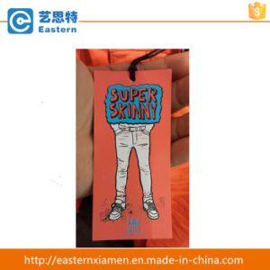 Fashion Women Dress Paper Hangtag pictures & photos