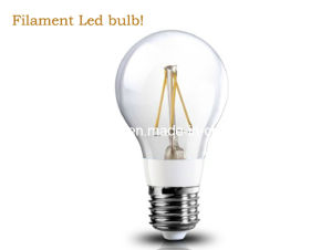 A55 4W LED Filament Bulb to Replace 40W Incandescend Bulb pictures & photos