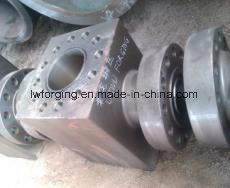 4130 4140 Oil Gas Forging Part pictures & photos