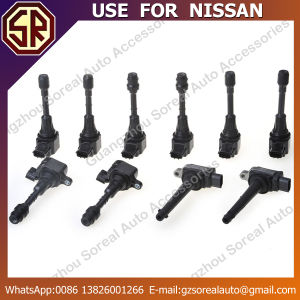 High Quality Car Ignition Coil 22448-Ja00A for Nissan pictures & photos