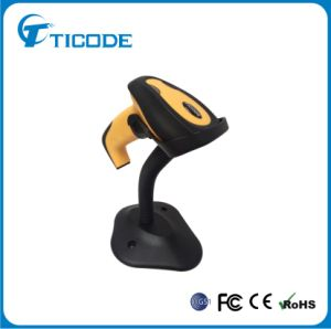 USB Auto-Sense Handheld Laser Barcode Scanner with Stand (TS2400AT)