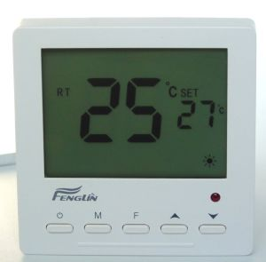 16A 4kw Embedded Installation Floor Heating Thermostat for Heater pictures & photos