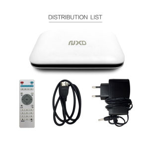 New Model X1 1g+8g Android TV Box pictures & photos