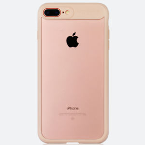 New Transparent Color Slim TPU+PC Hybrid Case Cover for iPhone 7/iPhone 7 Plus/6/6s/6 Plus pictures & photos