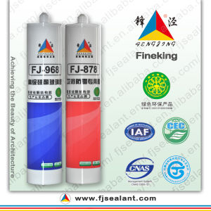 Fast Curing Heat Resistant High Grade Silicone Sealant