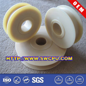 Mc Machined Nylon Plastic Pulley for Furniture System pictures & photos