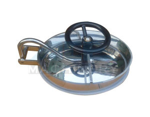 Hygienic Stainless Steel Circle Pressure Vessel Tank Manhole Covers (ACE-RK-A5) pictures & photos