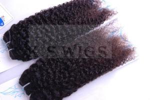 100% Indian Raw Virgin Remy Hair Top Grade Human Hair pictures & photos