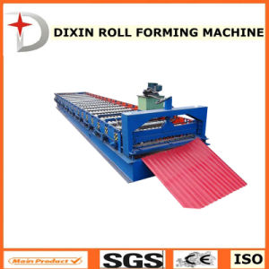 830 Roller Shutter Door Roll Forming Machine pictures & photos