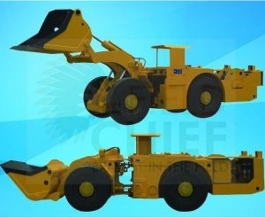 New Technology Underground Mining Loader