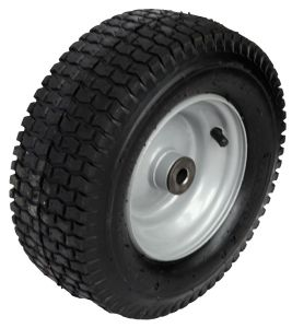 Factory Direct, Pneumatic Wheelbarrow Wheel pictures & photos
